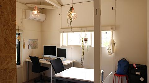 ONDwebのオフィス   ONDweb&table