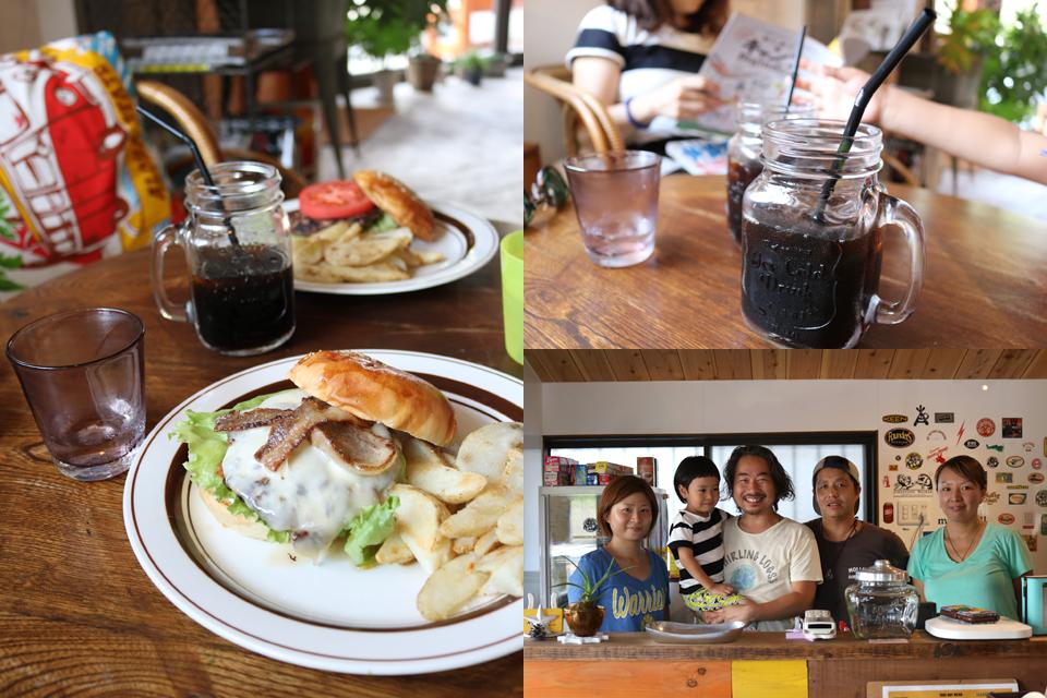 横須賀・葉山のハンバーガーショップ「HANG LOOSE」