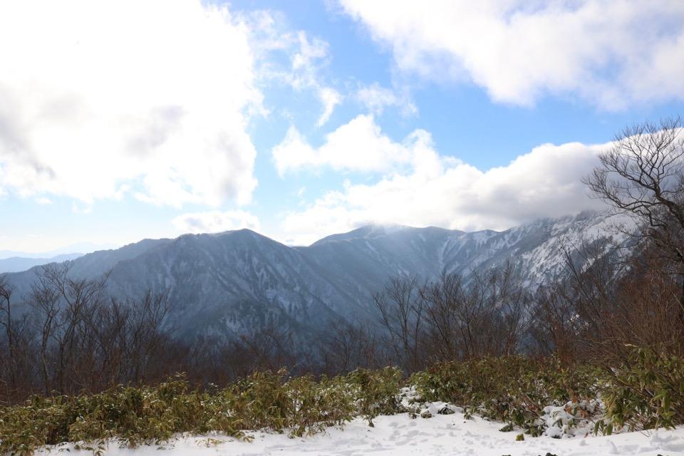 ONDweb&tableとSLと谷川岳