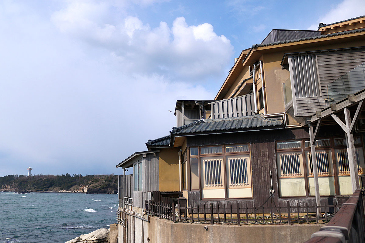 三国温泉の料理旅館「望洋楼」 | ONDweb&table