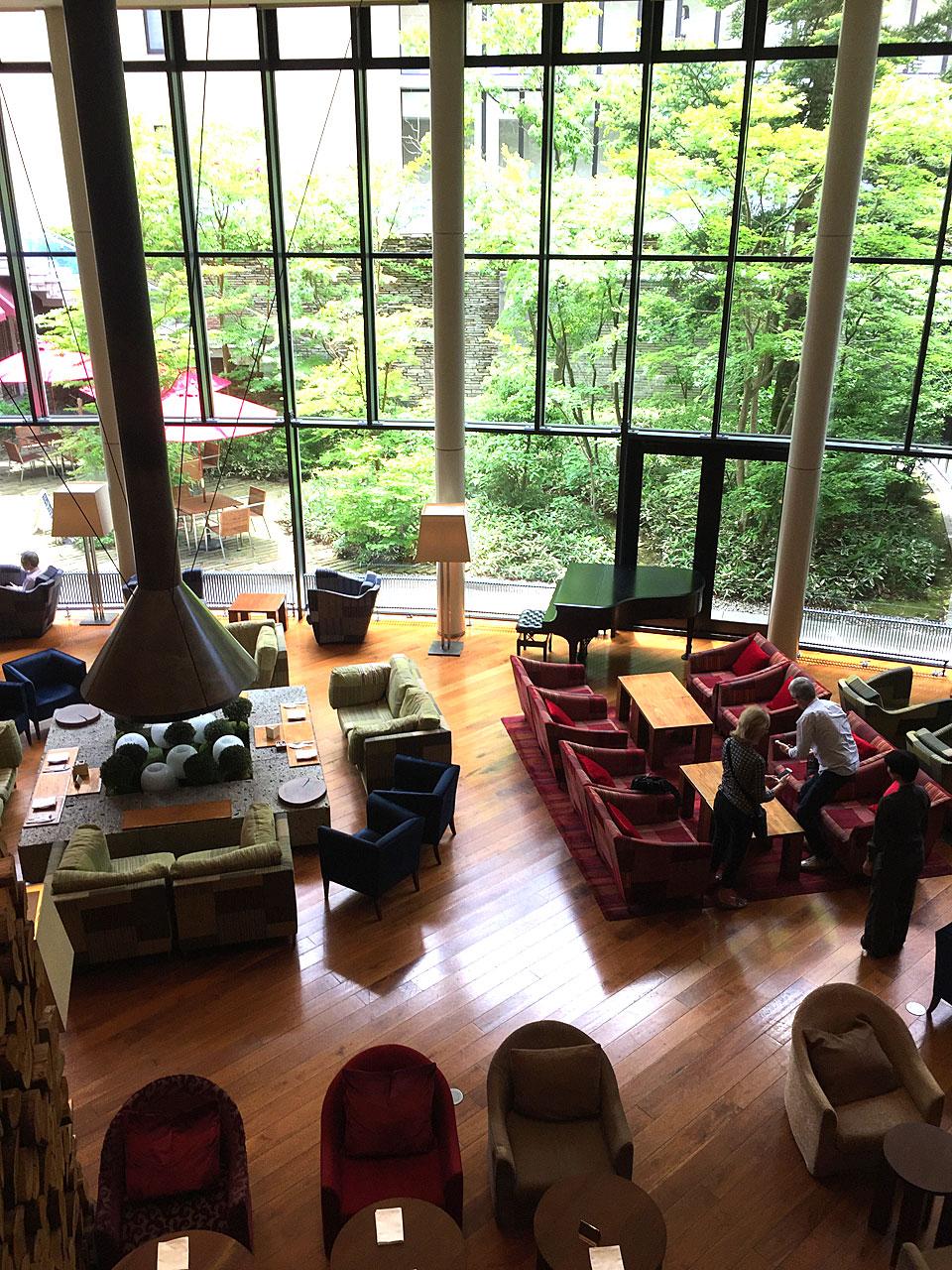 ハイアットリージェンシー箱根 | ONDweb&table